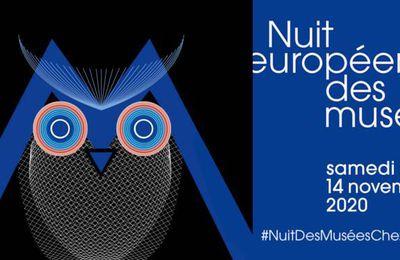 #NuitDesMusées2020 100% numérique - Samedi 14 novembre