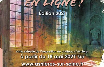Exposition virtuelle au Château d'Asnières