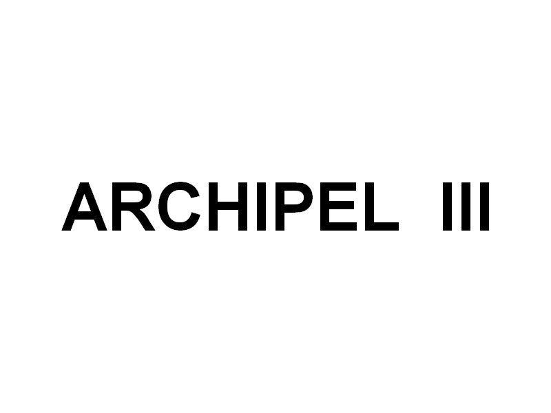 ARCHIPEL  III, arrivant à la Seyne sur Mer le 07 novembre 2017