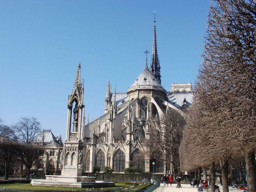 Souvenir... Notre-Dame de Paris