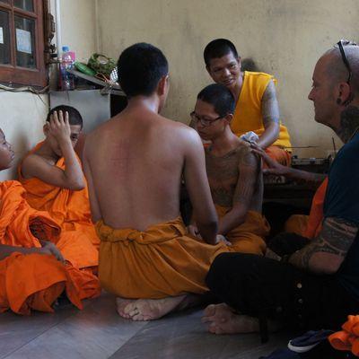 Où se faire tatouer en Thaïlande ?
