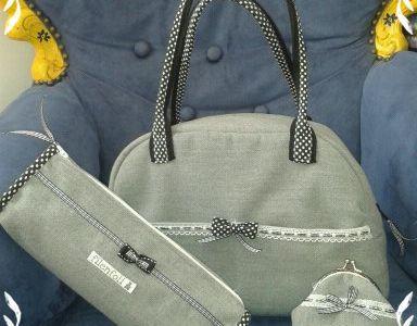 temps gris .....mon sac aussi!!!