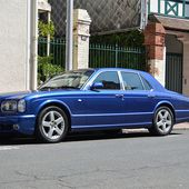 AG80 * Bentley Arnage T '02 - Palais-de-la-Voiture.com