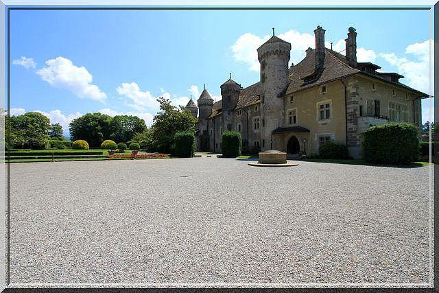 Diaporama château de Ripaille - Thonon les Bains