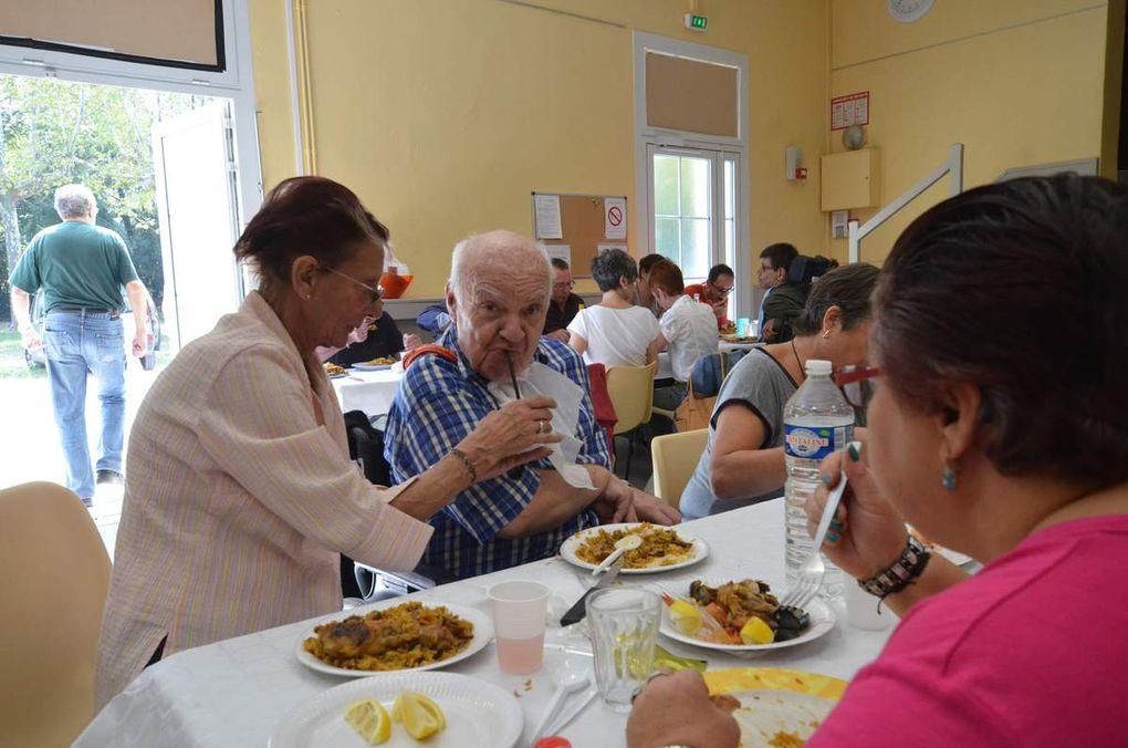 Après Lourdes - Réunion retour de Lourdes