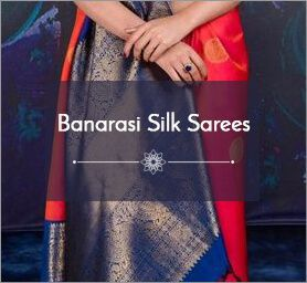 EVERYTHING YOU REQUIRED TO KNOW ABOUT A BANARASI SAREE