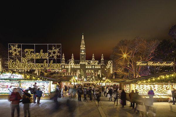 50505-Rathausplatz Rêve de Noël viennois sur la Rathausplatz © WienTourismus / Christian Stemper