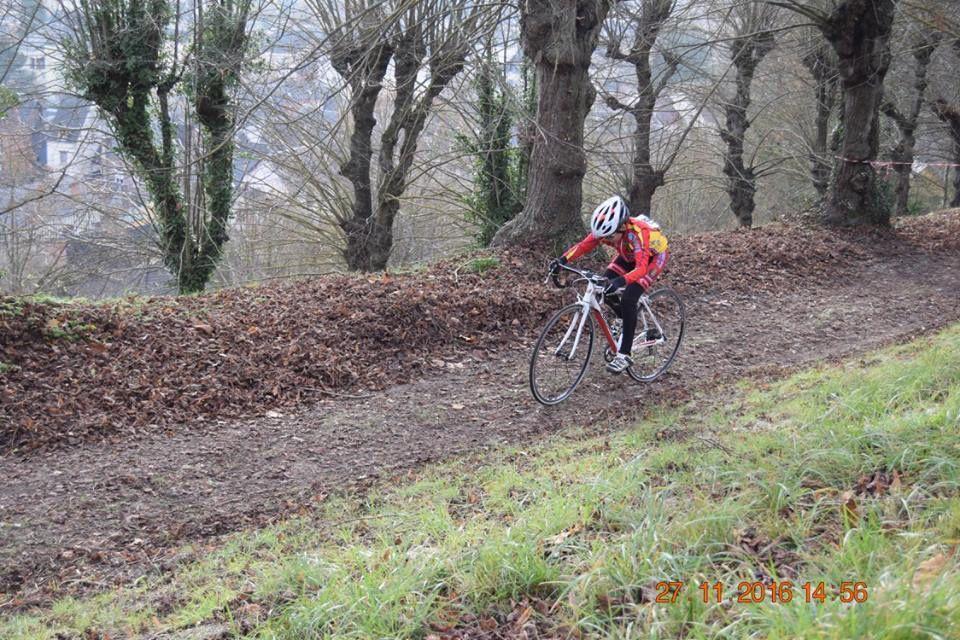 Les classements et les photos du cyclo-cross de Bernay (27)