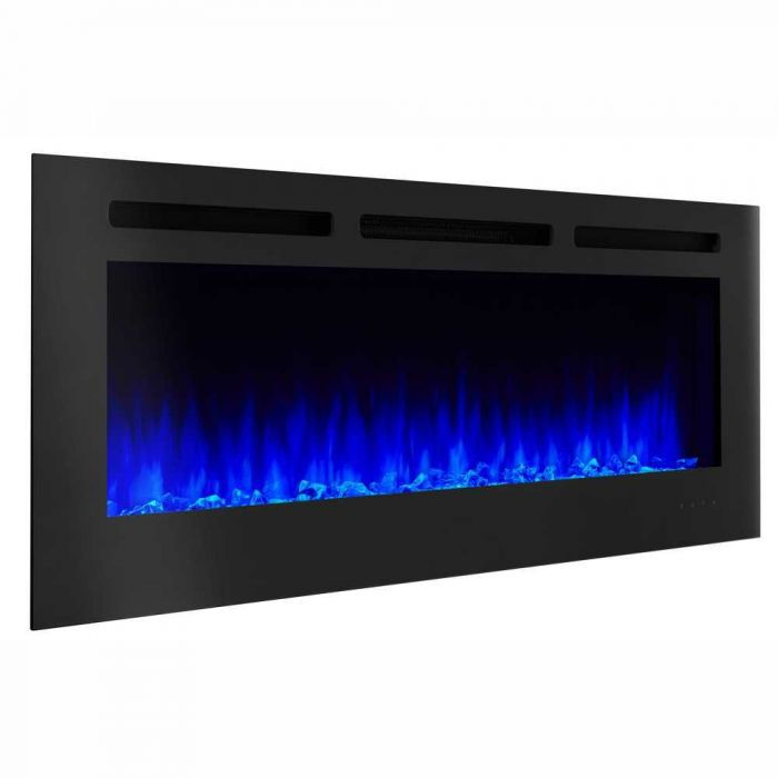 Recessed Electric Fireplaces