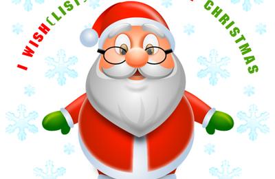 Les wishlistes de Noël de Petite Cigogne (quasi 4 ans) et du Marmotton (quasi 1 an) !