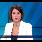 [2012 11 29] CAROLE GAESSLER - FRANCE 3 - LE 19-20 @19H30