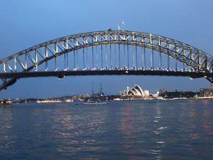 Harbour Bridge et l'opéra