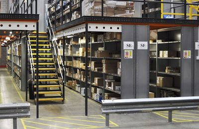 The Most Popular Types of Warehouse Storage