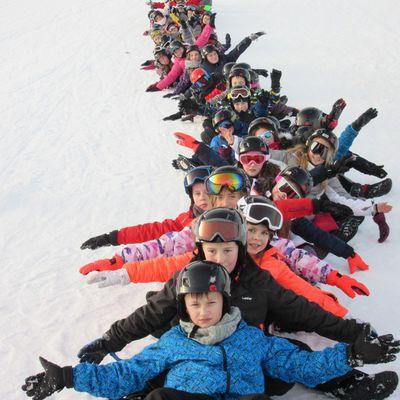 Classe de neige: mercredi