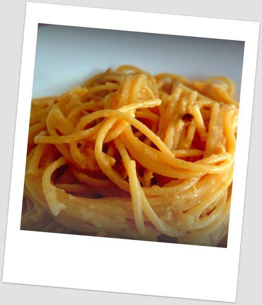 Espaguetis con salsa de boletus light