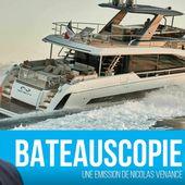 BateauScopie Prestige X70 - Présentation du concept portant ce motoryacht très innovant - ActuNautique.com