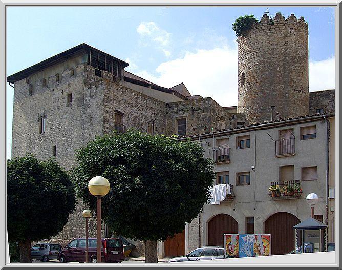 Diaporama château de Santa-Coloma-de-Queralt