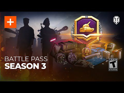 [ACTUALITE] World of Tanks - Les infos sur le Battle Pass Saison 3