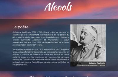 Site - Alcools
