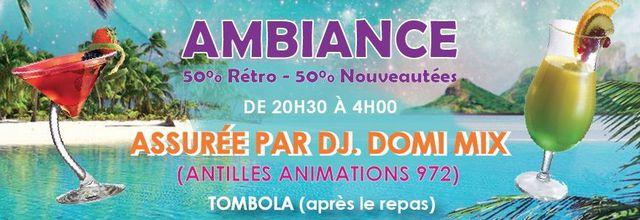 24/06/17 - Apéro dînatoire Couleurs Caraïbes 972 - Aix en Provence