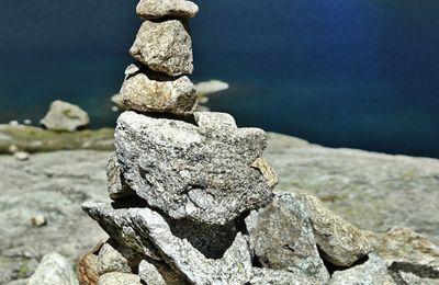 Projet 52 - 2020 - Semaine 47 - Le cairn