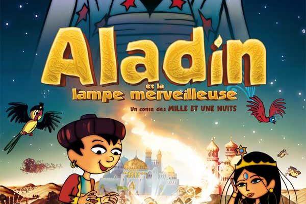 Critique: Aladin et la lampe merveilleuse réalisé par Jean IMAGE