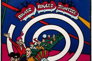 Louis Chedid - Roulez roulez jeunesse /piano voix - 1988