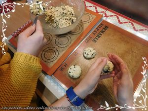 Cookies healthy sans beurre
