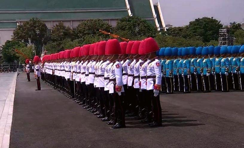 Deuil national (16) - Funérailles grandioses pour le Roi Rama IX
