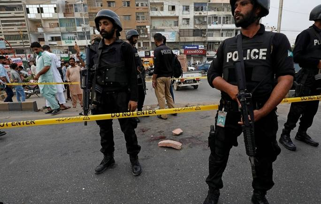 30 injured in grenade attack on Pakistan rally
