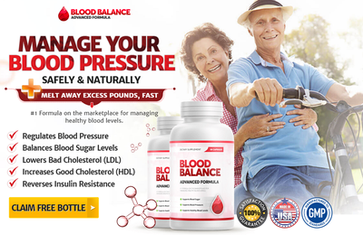 Blood Balance Advanced Formula [Latest Report 2020]: Exposed Truth And Reviews