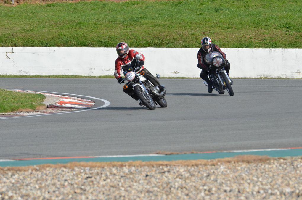 Journées Moto classique 2015 - MCA- Croix en Ternois