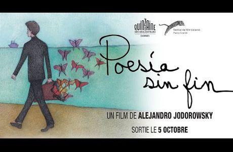 Cinéma Le Méliès de Pau - Poesia Sin Fin d'Alejandro Jodorowsky
