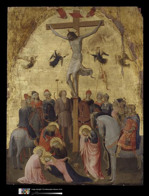 Fra Angelico, Crucifixion.