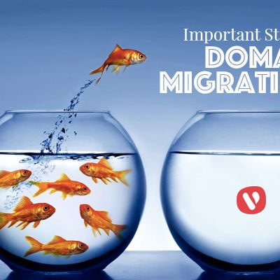 Five Important Considerations When Migrating Your Domain