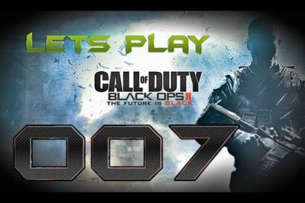 Lets Play Call of Duty Black Ops 2 #007 - Projekt beendet