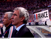 Domenech privé d'Italie-France