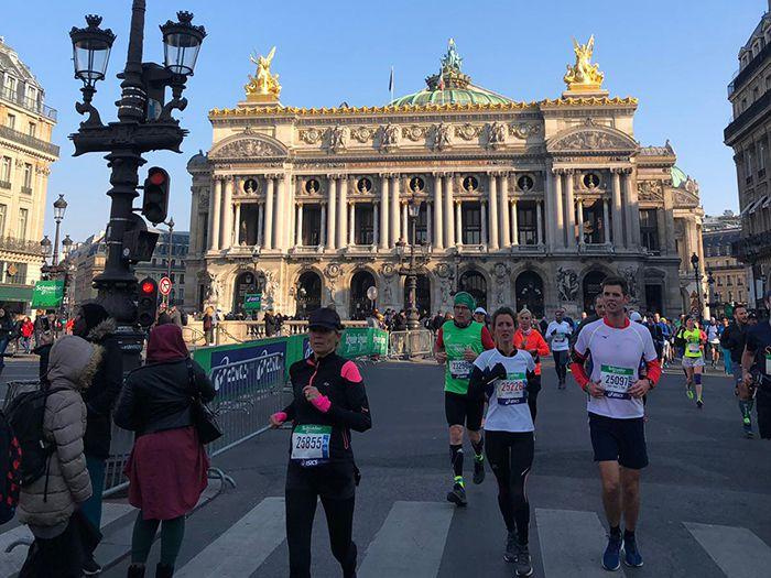 Marathon de Paris 2019 (résultats)