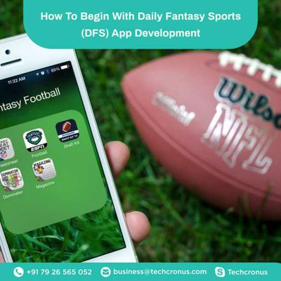 HOW TO BEGIN WITH DAILY FANTASY SPORTS (DFS) APP DEVELOPMENT