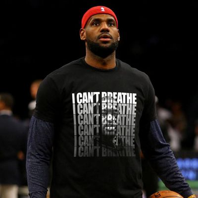 I Can Breathe -American T-Shirt
