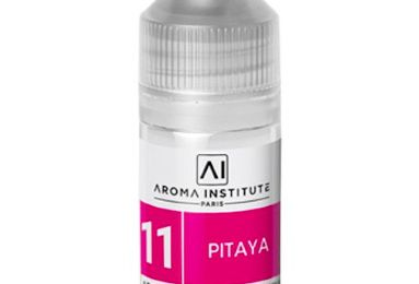 Test - Eliquide - DIY - Arôme N°11 Pitaya gamme Aroma Institute de chez J Well