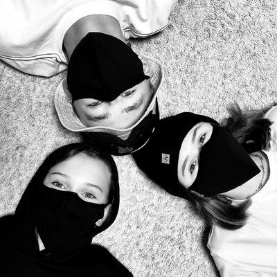 Enfants/ados et masques