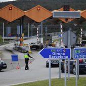 L'Espagne va exiger un test PCR négatif pour passer la frontière terrestre française