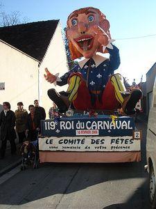 Concours carnaval: les résultats