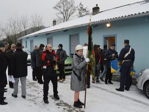 Sainte Barbe des Mineurs en 2017 - Du foyer ukrainien au Belvédère