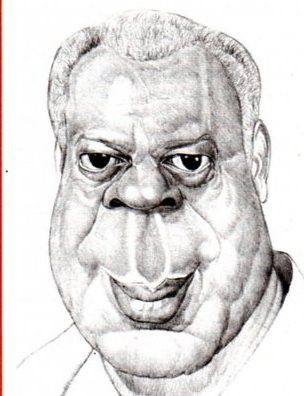 Une caricature contient toujours une polémique sous-jaçente. ces deux là publiées dans Guadeloupe 2000 sont plutôt bienveillantes.