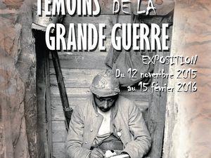 Écrivains, témoins de la Grande Guerre : exposition à Amiens