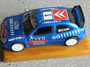 Rallyes sport automobile