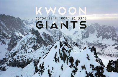 Kwoon en concert en haut de l'Aiguille du Triolet (3900 mètres)