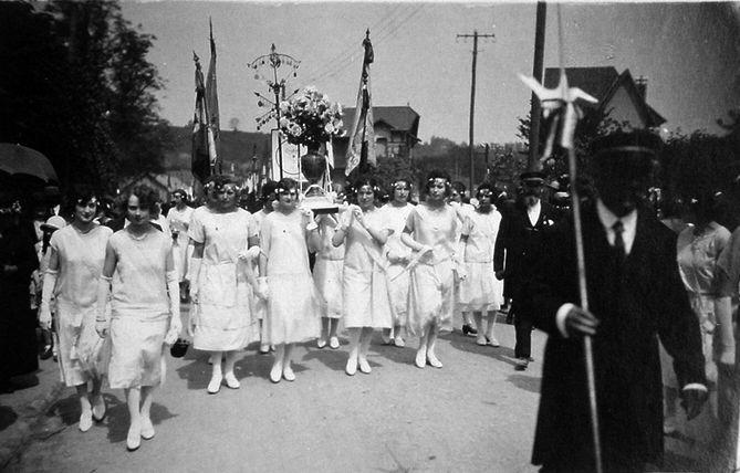 Album - le village d'Attichy (Oise), le bouquet provincial